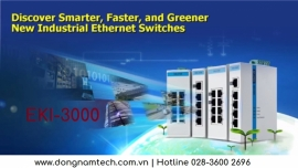 eki 3000 advantech industrial ethernet switches